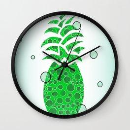 Taste Of The Tropics Wall Clock