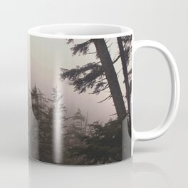 Oregon Coastal Forest Coffee Mug