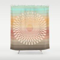 dandelion Shower Curtains featuring Dandelion by Tammy Kushnir