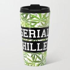 Serial Chiller Metal Travel Mug