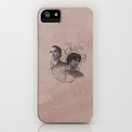 The Head and the Heart iPhone Case