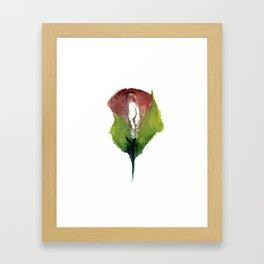 Ceren's Flower Framed Art Print