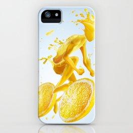 Juice Bike iPhone Case
