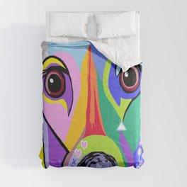 Dachshund 2 Comforters