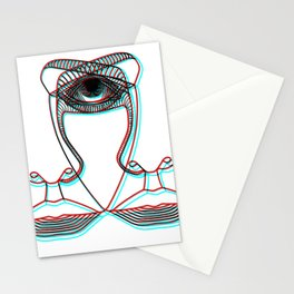 Symmetriphobia Stationery Cards