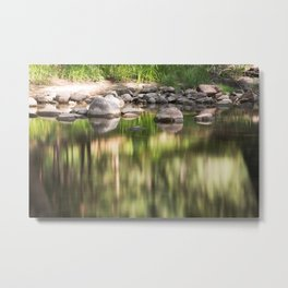 Merced River Metal Print