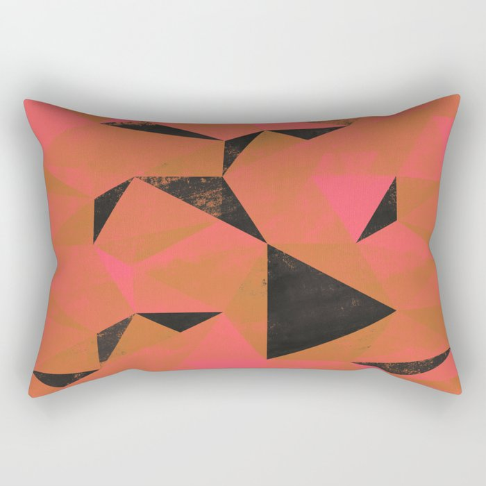 Geo M16 Rectangular Pillow