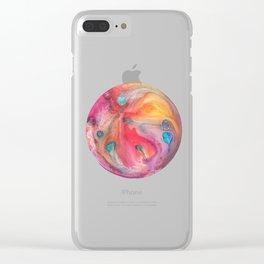 Jupiter Unbound Clear iPhone Case