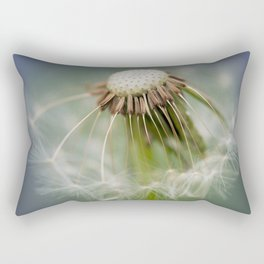 Dandelion Wish Rectangular Pillow