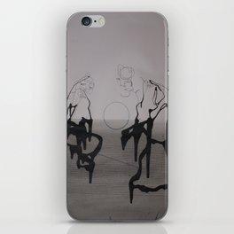 PHARISEES 2 iPhone Skin