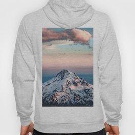 Mountain Sunset - Nature Photography Hoody