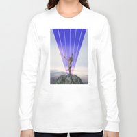 indian Long Sleeve T-shirts featuring indian by •ntpl•
