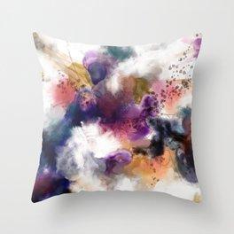 Aquarette 2 Throw Pillow