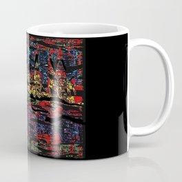Mouthful Of Sin Coffee Mug