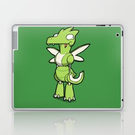 Pokémon - Number 123 Laptop & iPad Skin