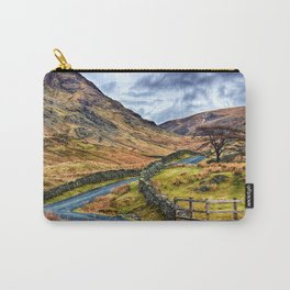The Winding Way Carry-All Pouch