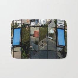 architecture Facade Bath Mat