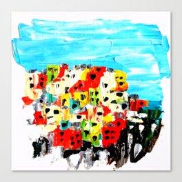 Cinque Terre, Italy Canvas Print
