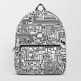 Circuit Board Backpack