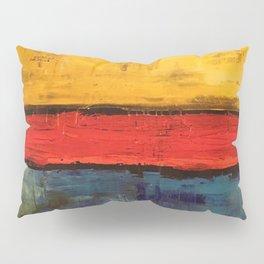 Primary Rothko Pillow Sham