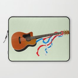 Acoustic Bass Laptop Sleeve