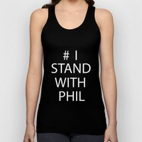 Stand With Phil Unisex Tank Top