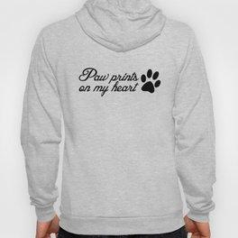 Paw Prints Animal Lover Hoody