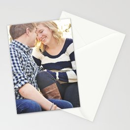 Couple2 Stationery Cards