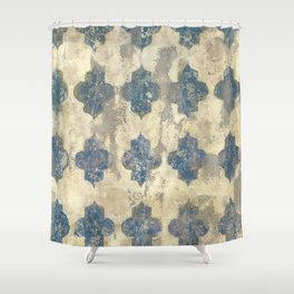 Faded Grandeur - Original Art by Tracy Sayers Trombetta Shower Curtain