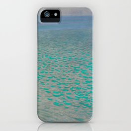Attersee iPhone Case