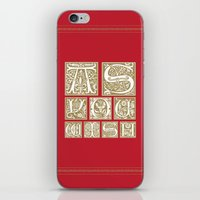 princess bride iPhone & iPod Skins featuring The Princess Bride by MacGuffin Designs