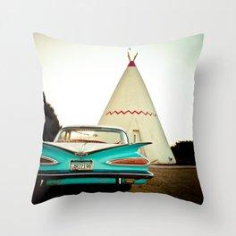 Wigwam Sunrise Throw Pillow