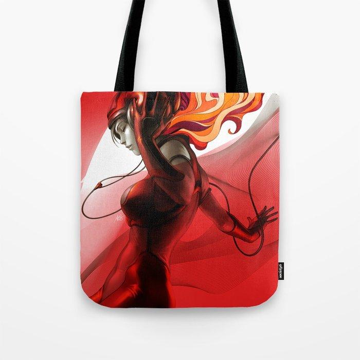 Pepper Groove Tote Bag