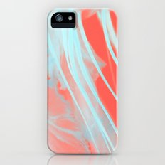 neon jelly Slim Case iPhone (5, 5s)