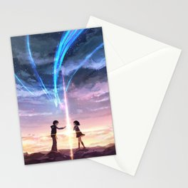 Kimi no na wa Your name Posters Stationery Cards