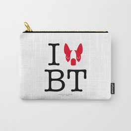 I ♥ BOSTON TERRIER Carry-All Pouch