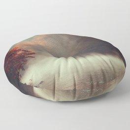 Breathing River Floor Pillow