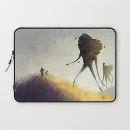 The Earth Giants Laptop Sleeve