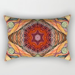 mandala#31 Rectangular Pillow
