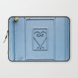 The Blue Heart Laptop Sleeve