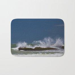 Furious Sea Bath Mat
