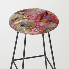 Dancing Girl Bar Stool