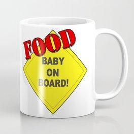 Food Baby Coffee Mug
