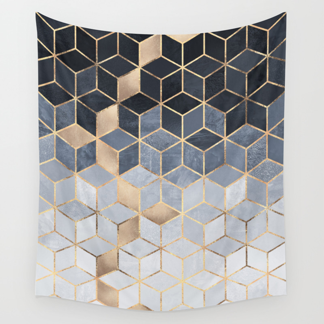 Pattern Wall Tapestries Society6