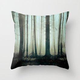 Silent Dream Throw Pillow
