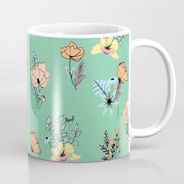 Spring time dreamy pastel palette Coffee Mug