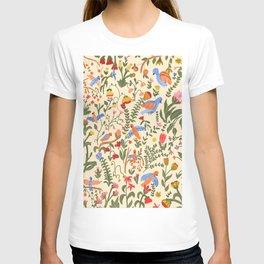Tropical Garden Pattern T-shirt