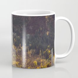Glacier Valley Fall Coffee Mug