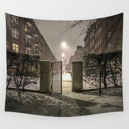 Winter is apparently already here Wall Tapestry