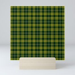 Scottish Clan Plaid Mini Art Print